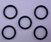 绝缘橡胶 防静电橡胶 黑色橡胶圈 优质橡胶垫片生产厂家